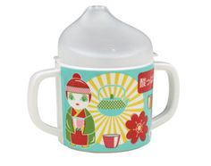Sugarbooger Sippy Cup in Sweet & Sour design.
