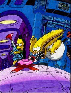 Simpsons Fan Art | Fottus
