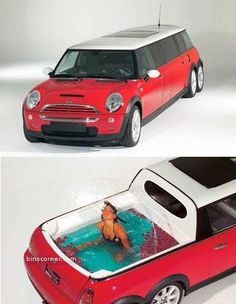 Erica, this is what your car dreams of being when it grows up :D