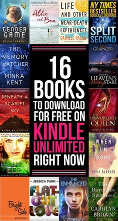 16 great free Kindle