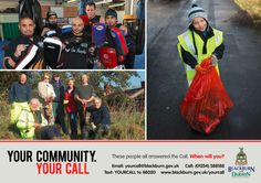 Your Community - Your Call