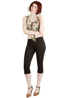 Right on Cue Pants in Black, #ModCloth