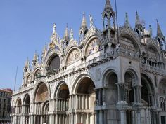 Italy - Venice - St Marks Cathedral