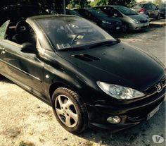 Peugeot 206 CABRIO benzina Firenze - Auto usate in vendita