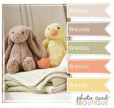 Color Crush Palette · 3.5.2012 - Photo Card Boutique, LLC