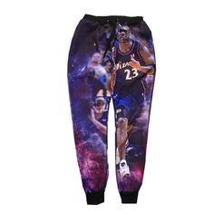 Activewear Set Trainingsanzug Jogging Gangsta Bulls Jordan Chicago 23 Basketball Nba