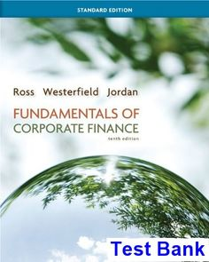 Intermediate accounting 8th edition spiceland solutions manual fundamentals of corporate finance 10th edition ross test bank test bank solutions manual fandeluxe Images