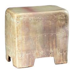 Good Ceramic Stool By Hun Chung Lee