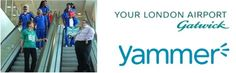 How Gatwick Airport uses Yammer for internal communication