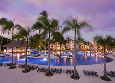 Occidental Punta Cana is an all-inclusive resort located on Bávaro Beach, Playa Cortesito.