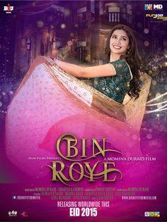 Shah Rukh Khan's co-star Mahira Khan pitted against Salman Khan this Eid 2015 in Bin Roye
