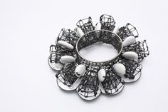 Isabell Schaupp, jewelry artist.