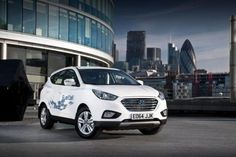 Hyundai ix35 Fuel Cell on its way to Production
