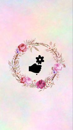 Instagram Logo, Instagram Story, History Icon, Pastel Flowers, Summer Feeling, Instagram Highlight Icons, Story Highlights, Letter Art, Cover Photos