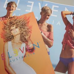 New ELEVEN Australia Look Book. Five Star, Salons, Hair Care, Spa, Social Media, Australia, Book, People, Instagram