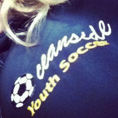 Oceanside soccer! Photo taken from Jules!