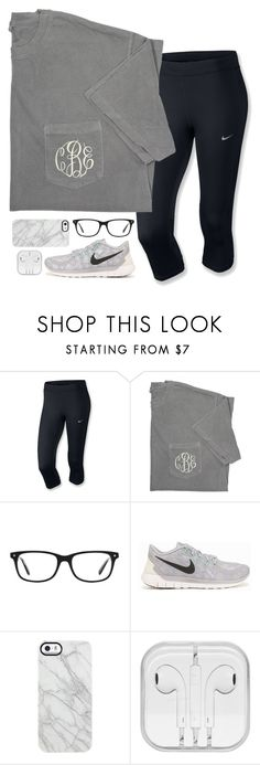 """""""Apologies for being so busy and follower of the week (2/7)"""" by classicallyclaire ❤ liked on Polyvore featuring NIKE, Kensington Road, Uncommon, women's clothing, women, female, woman, misses, juniors and followeroftheweekCV"""