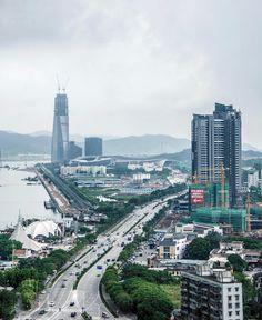 ZHUHAI   Zhuhai St. Regis Hotel & Office Tower   330m   1083ft   67 fl   U/C - Página 3 - SkyscraperCity