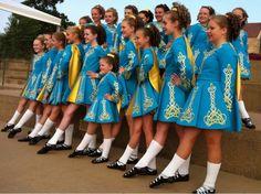 Irish Dance Dresses by WhitePineLane