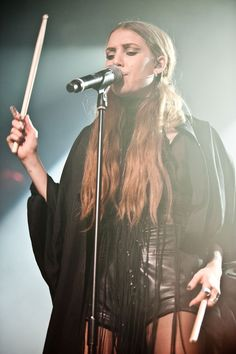 lykke li // one of my favorite shows from last year