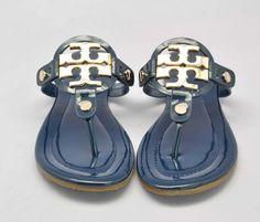3f187be201edd Tory Burch Blue Miller 2 Sandal on Sale