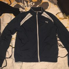 Puma Zip-Up Jacket It's in good condition. it's got the tiniest bit of pilling on the back. Puma Other