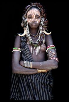 Ethiopia - Omo Valley.