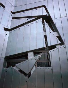Jewish Museum designed by Daniel Libeskind, Berlin