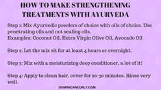 Ayurvedic Strengthening Treatments for Fast Hair Growth - Hair Care Thick Natural Hair, Natural Hair Tips, Natural Hair Growth, Natural Hair Styles, Long Hair Styles, Grow Long Hair, Grow Hair, Ayurveda, Ayurvedic Hair Care