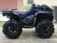 Ducati, Yamaha Atv, Big Rig Trucks, Toy Trucks, Triumph Motorcycles, Bobbers, Lifted Cummins, Can Am Atv, Hunting Outfitters