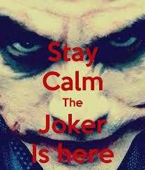 Image result for The Fighter The Mimic The Demented Hobo The Cartoon The Sociopath The Toy The Clown The Anarchist The Forgotten The Politician The Psychopath The Gangster THE JOKER