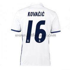 Fotbollströjor Real Madrid 2016-17 Kovacic 16 Hemmatröja