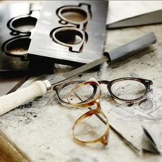 026aba978c Oliver Peoples Eyewear. Technological advances and the human touch.   oliverpeoples  eyewear