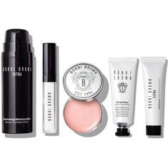 Bobbi Brown Party Prep - Skincare Set (565 HRK) ❤ liked on Polyvore featuring beauty products and filler