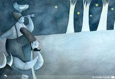 Cecilia Varela | Ilustradores Argentinos | La Ilustración Argentina Destacada