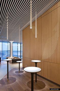 Air France Lounge // Noe Duchaufour-Lawrance | Afflante.com