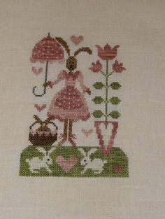 . Cross Stitch Samplers, Counted Cross Stitch Patterns, Cross Stitch Charts, Cross Stitch Designs, Cross Stitching, Embroidery Stitches, Embroidery Patterns, Techniques Couture, Easter Cross