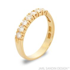 Jarl Sandin Design Louise Alliansring Diamantring