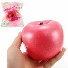 NewChic - NewChic YunXin Squishy Apple Jumbo 10cm Soft Slow Rising With Packaging Collection Gift Decor Toy - AdoreWe.com