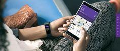 El nuevo dispositivo de Microsoft, Microsoft Band, hace gala de un diseño elegante, será compatible con iOS y Android y su precio se sitúa en 199 dólares.