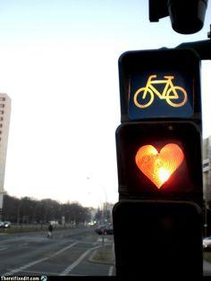 We love bikes.
