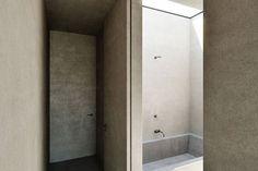 """Courtesy of: www.yatzer.com shower of """"S house"""" by Nicolas Shuybroek"""