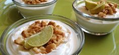 My family went NUTS over this yummy take on key lime pie. Unlike the traditional version, this tasty treat is just 150-calories, packed with protein and really easy to whip up in a flash.