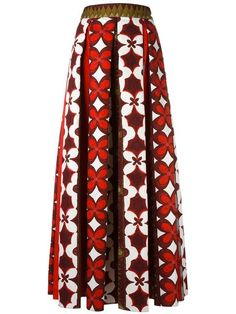 Shop Valentino Cuban flower print panama skirt from the world's best independent boutiques at farfetch.com. Shop 400 boutiques at one address.