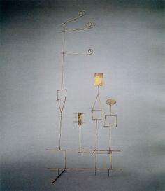 fausto melotti, jonio, 1962