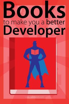 books to be a better developer Game Programming, Computer Programming, Computer Jobs, Programming Languages, Science Books, Data Science, Environmental Science, Life Science, New Things To Learn