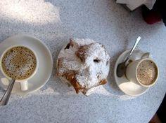 Cafe Du Monde Riverwalk Marketplace One Poydras, Suite 27, New Orleans, LA 70130 (Convention area)