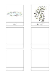 Woordkaarten Bas 'De heide' 4