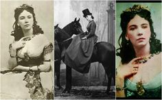 Cora Pearl was a courtesan of the French demimonde who enjoyed her greatest celebrity during the period of the Second French Empire. French Empire, Yesterday And Today, One In A Million, Vintage Beauty, Cool Photos, Interesting Photos, Interesting History, Mistress, 19th Century
