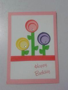 Sobre para regalo de cumpleaños